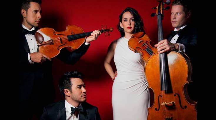 Catalyst String Quartet Concert