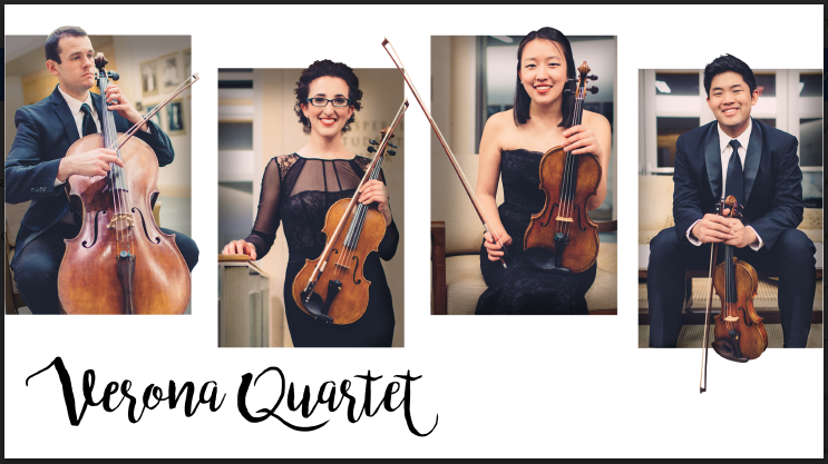 Verona String Quartet Concert