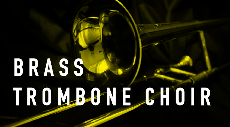 Brass Ensemble and Trombone Choir Concert