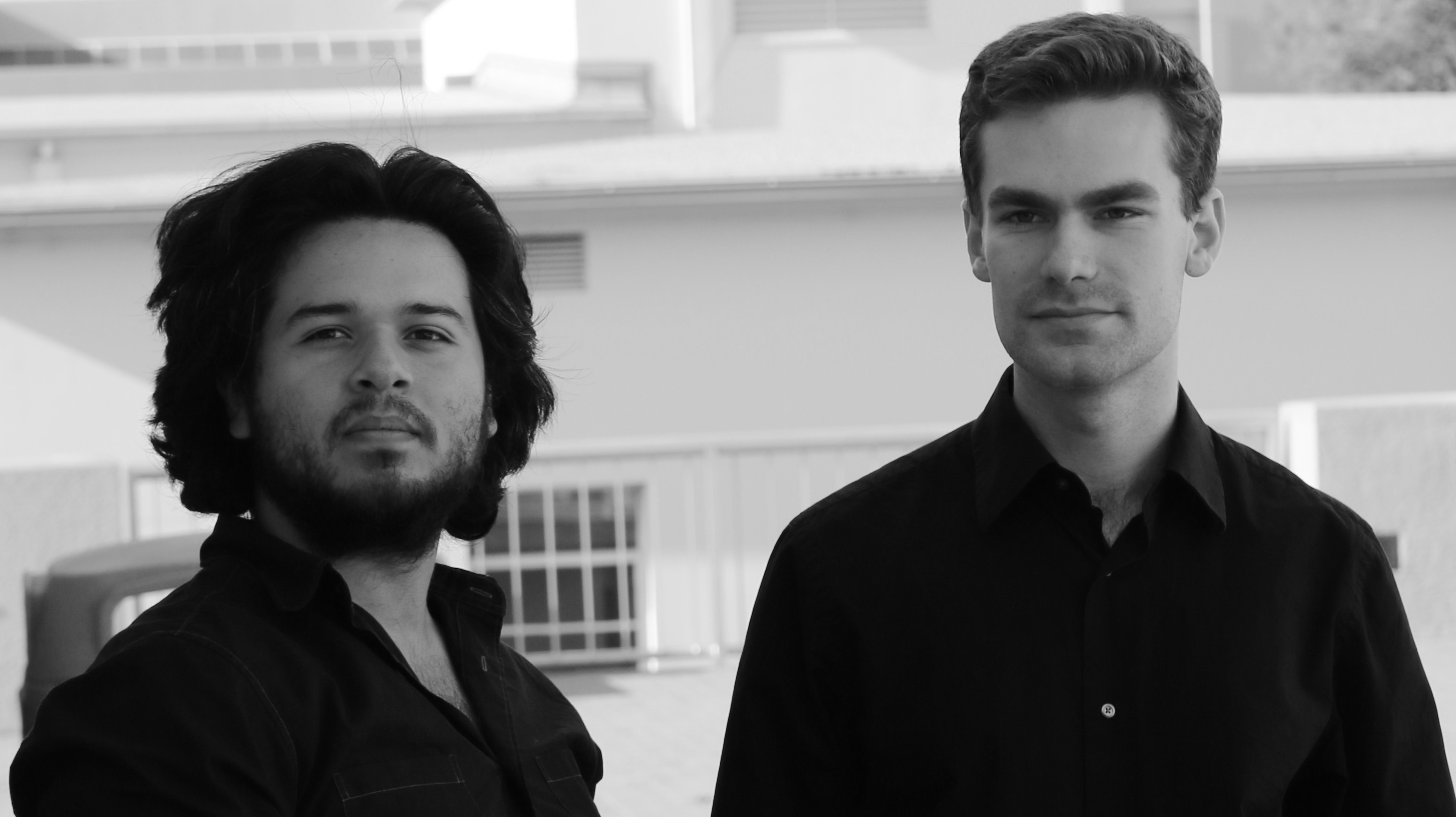 Daniel Rodier and Sean Martin Joint Composition Recitals