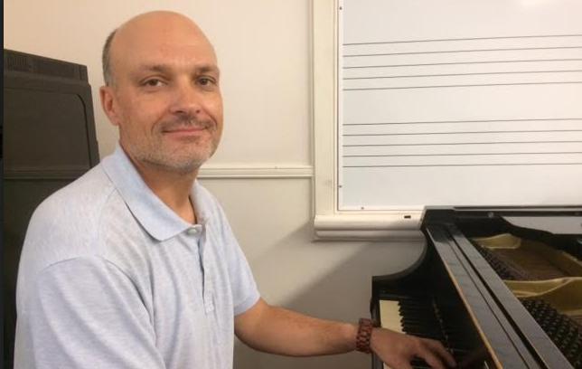 André Gueziec Junior Composition Recital