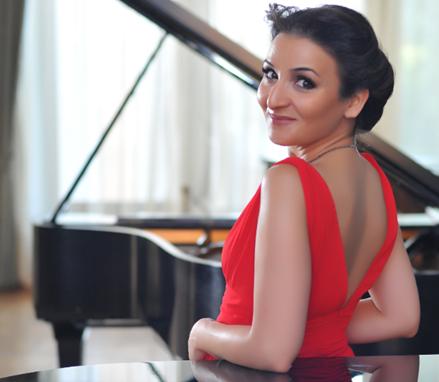 Tatev Amiryan Piano Solo Concert