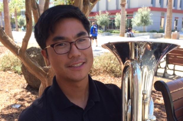 Ken Nakamoto Senior Euphonium Recital