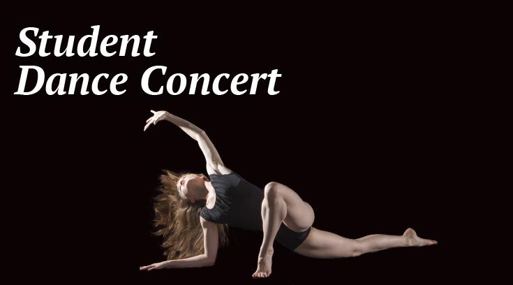Student Concert Dance Performance