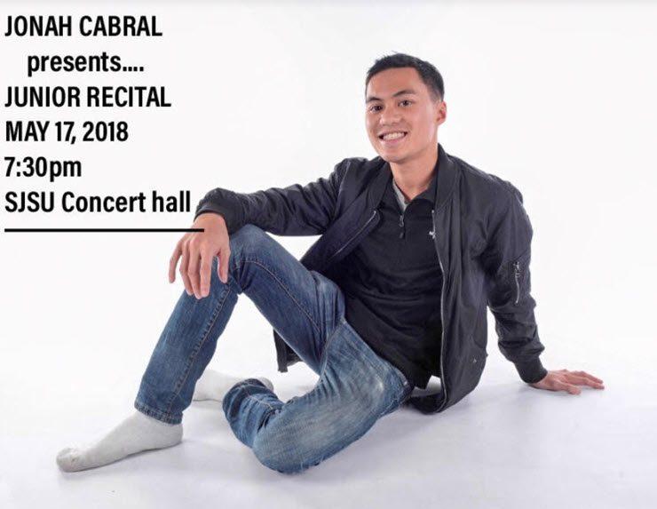 Jonah Cabral Junior Saxophone Recital