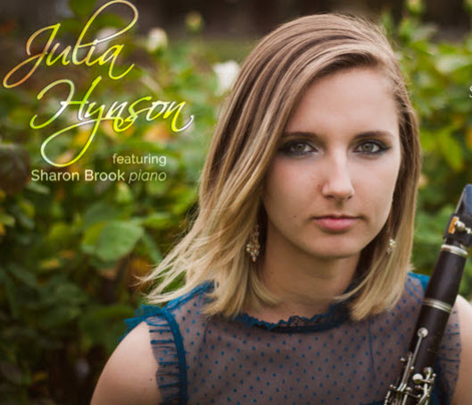 Julia Hynson Senior Clarinet Recital