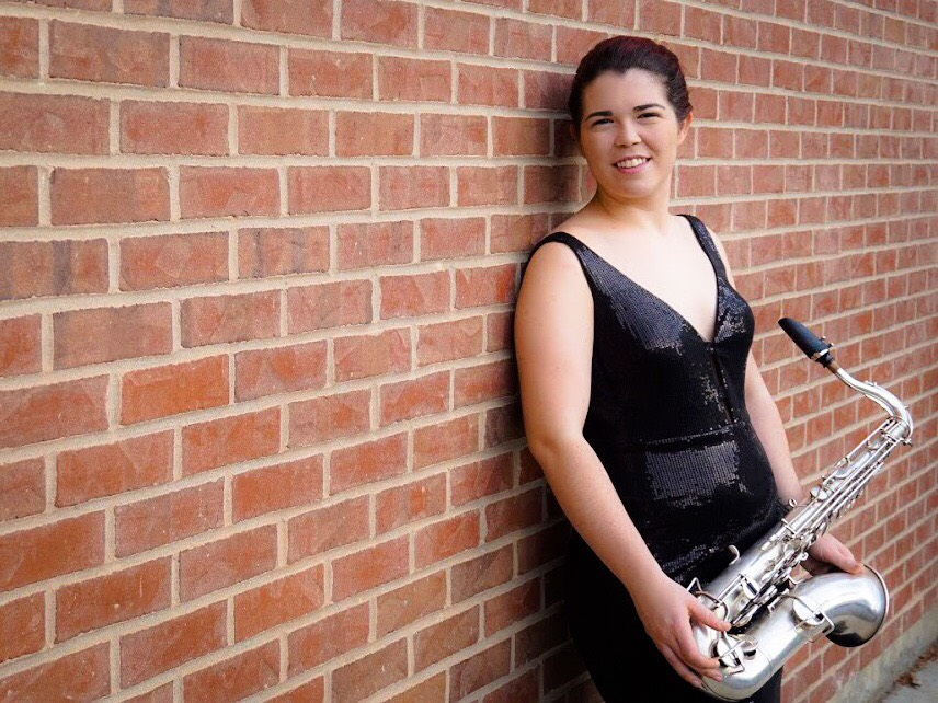 Robin Lacey Graduate Saxophone Recital