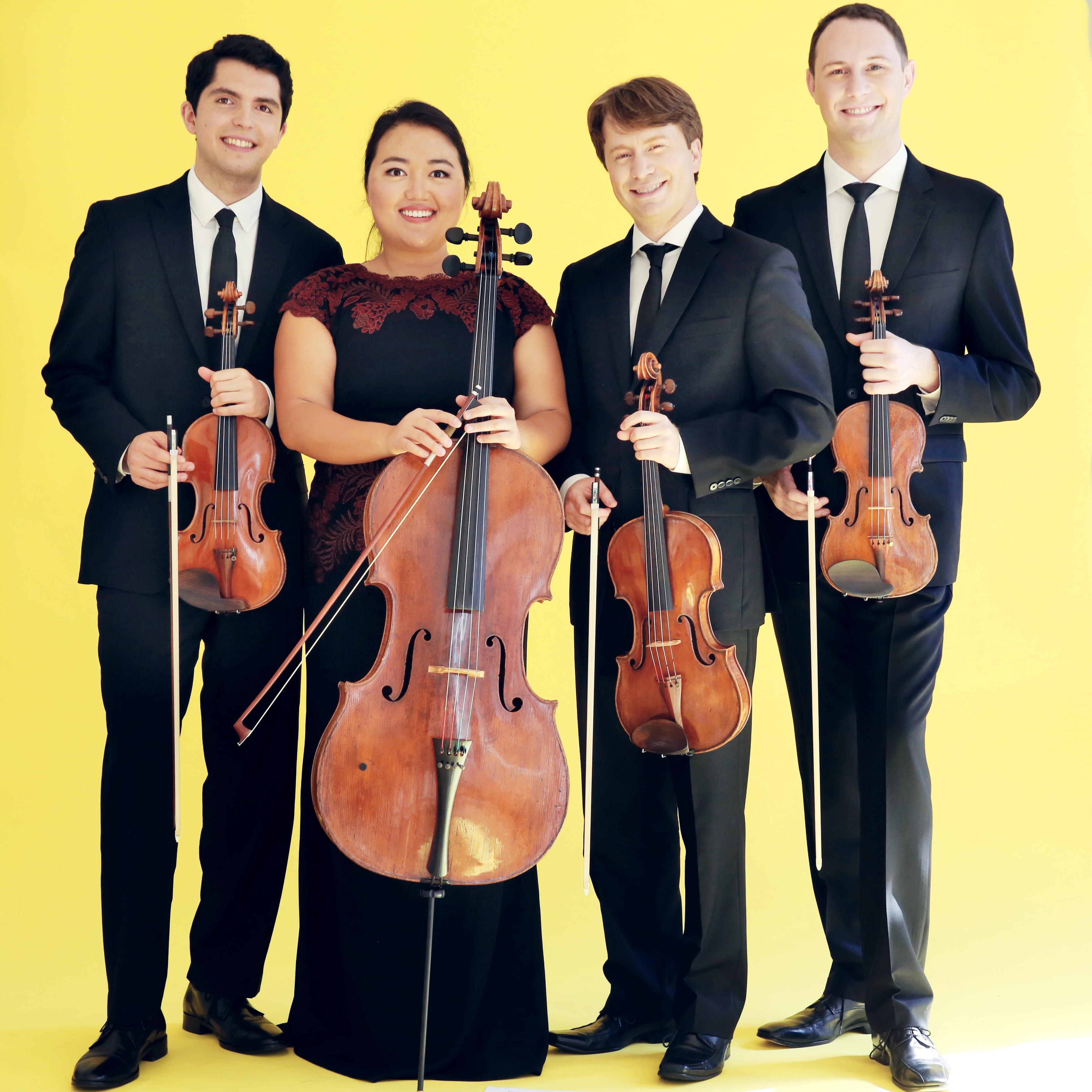 SJ Chamber Music Society Presents - Calidore String Quartet