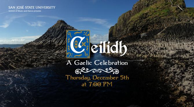 Ceilidh a Gaelic Celebration